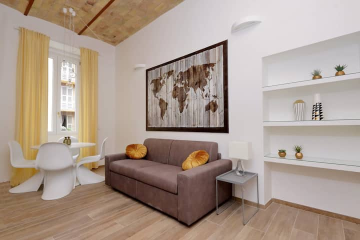 New Principe Umberto apartment