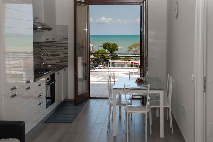 New flat in italy