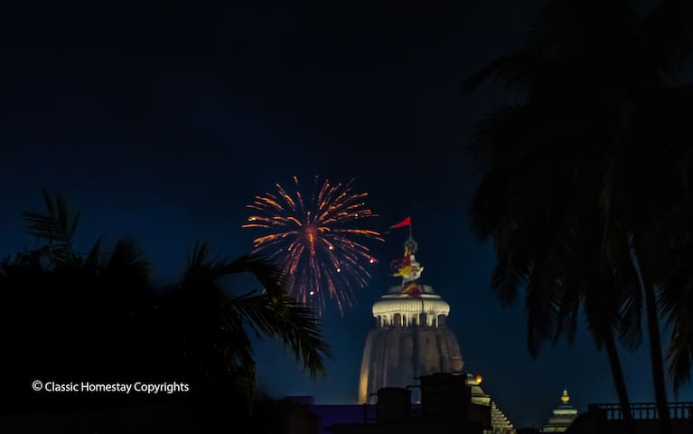 Luxurious 1BR studio, 5 min to Jagannath Temple