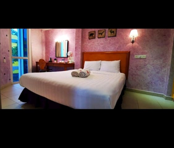 Boutique room with kitchen *Kualalumpurmalaysia