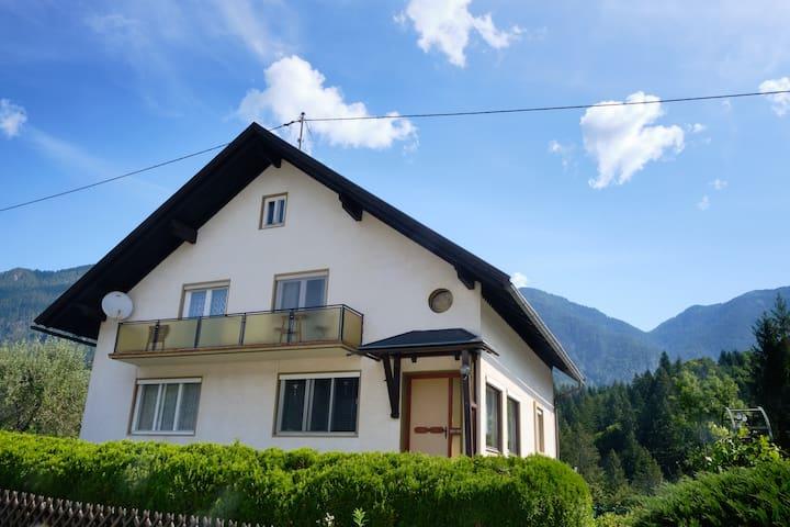 Haus Andrea (Zimmer Kohlröslhütte)in Hermagor