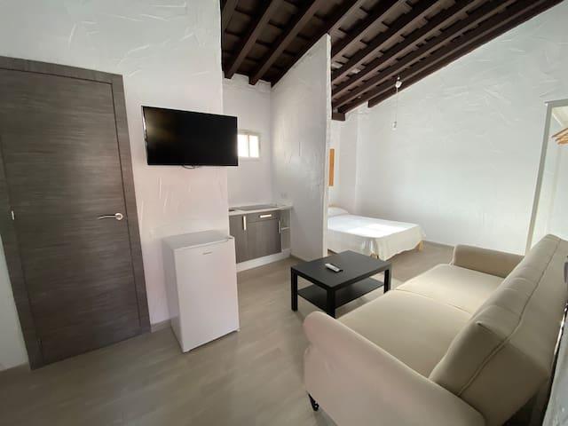 """Apartamento """"Bulería"""" Luminoso, acogedor y bonito"""