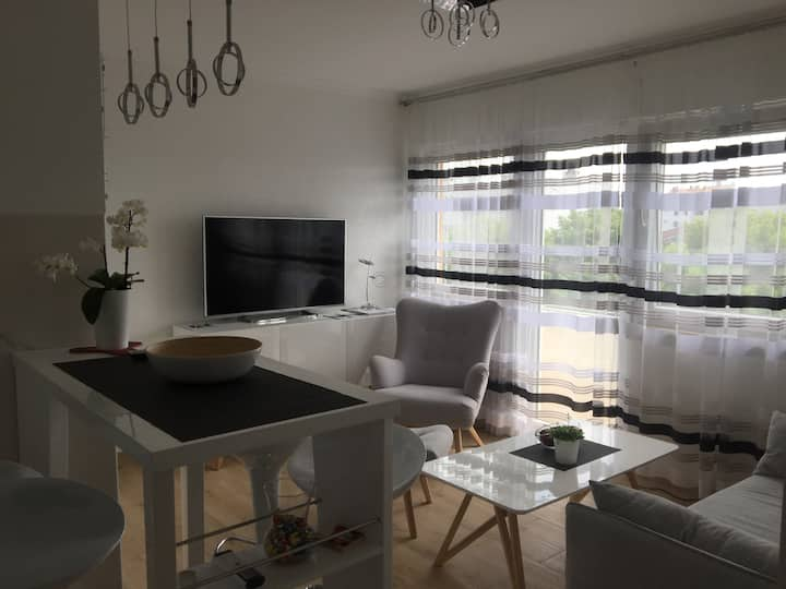 Comfortable 1-room apartment near old-town centre