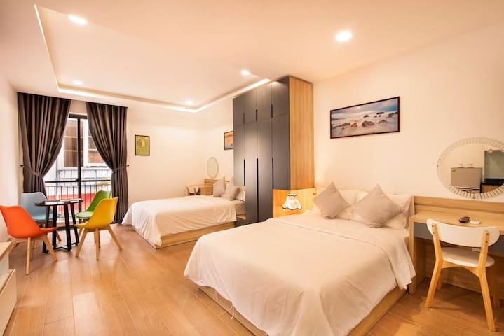 ★JOEY HOUSE★ Cozy Apartment 150m to BEACH !!!!