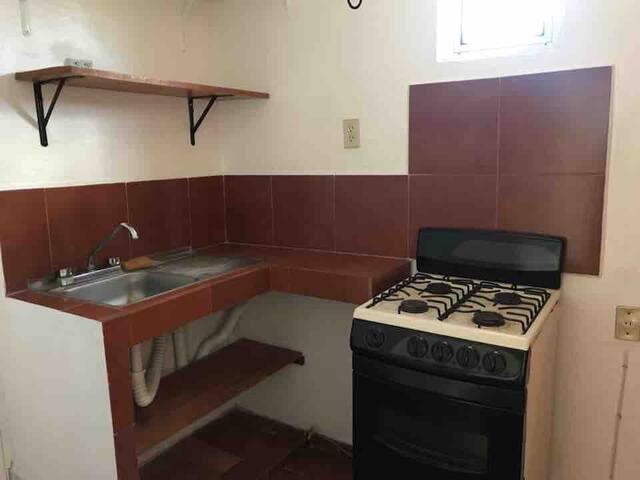 Pequeño apartamento para alojamiento