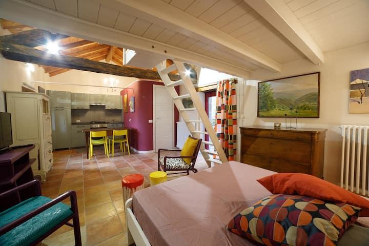 """La Terrazza dell'Arte - Appartamento """"Van Gogh"""""""