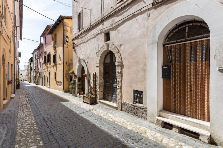 Casa in Borgo Medievale,Stimigliano