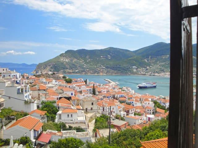 Vardiola Apartment - Skopelos