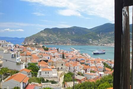 Vardiola Apartment - Skopelos - Huoneisto