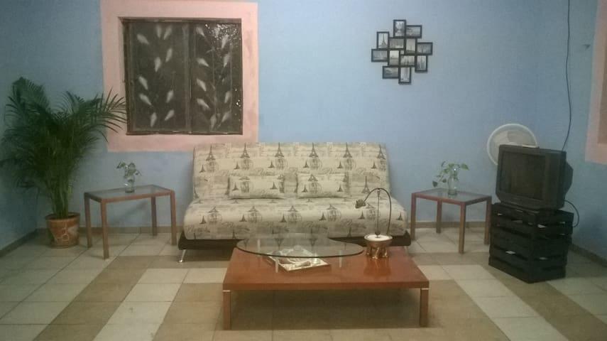 """""""Casa las Estrellas"""" Room 1 - Bacalar - Dům"""