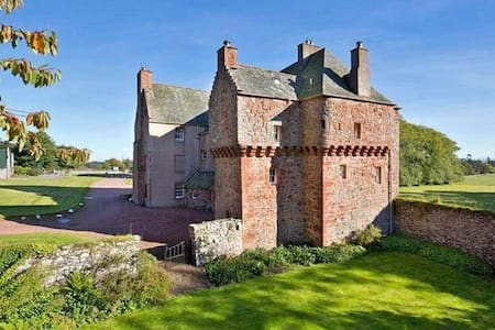 Historic Scottish Borders Castle - Gordon - Замок