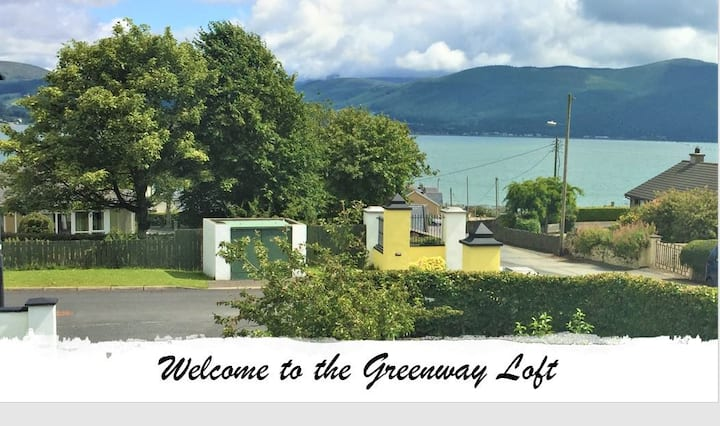 The Greenway Loft, Omeath, Carlingford Lough