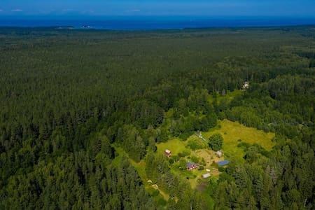 Magasimaa House & Garden  Lahemaa National Park