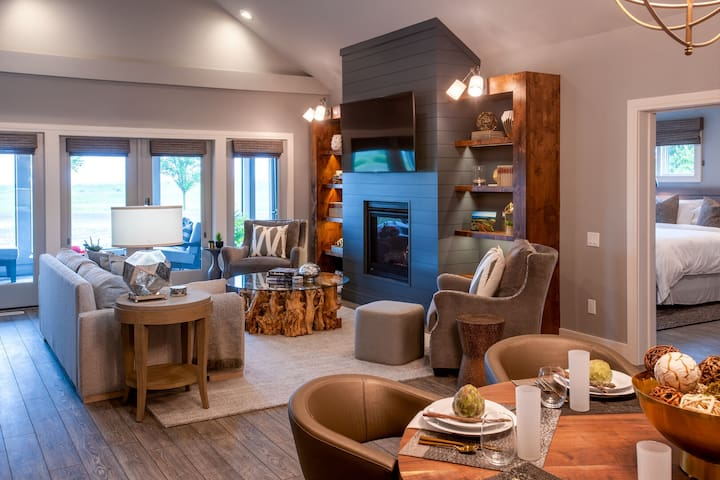 The Cottages #1 @ LochenHeath | Golf included