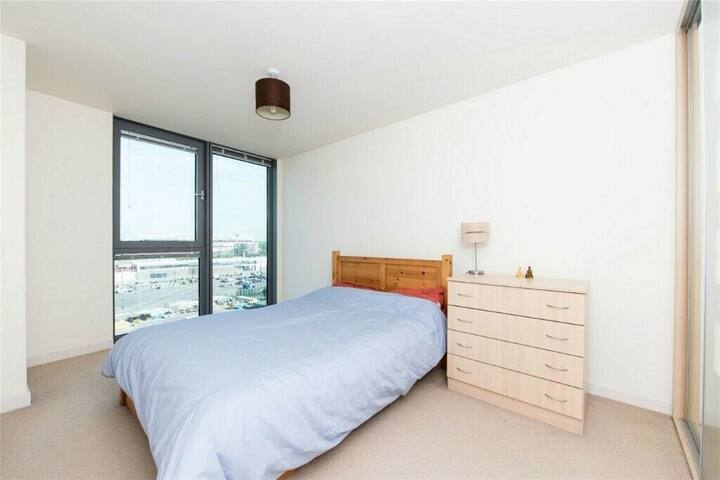 Spacious and quite room in Canning Town
