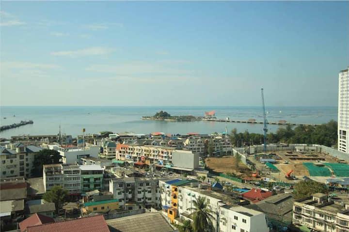 Sri racha Condo View  Thailand