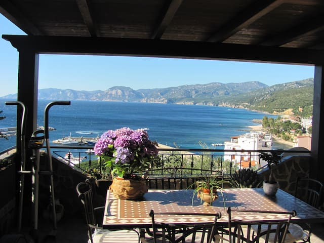 Appartamento vista mare montagna - Cala Gonone - Apartament