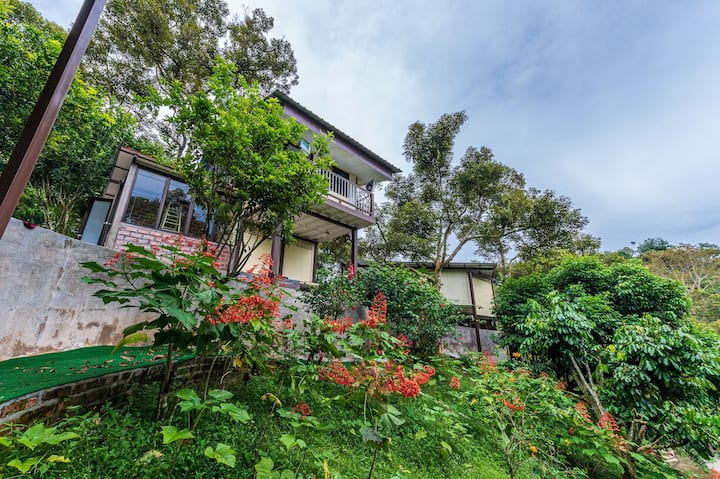 Bentong Eco Wellness Resort Uphill 7 Bedroom 42PAX