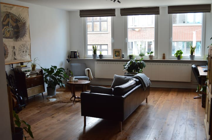 Fully equipped appartment in Mechelen city center
