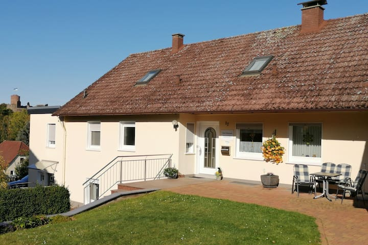 Comfortable Apartment in Polle near the Forest