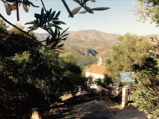 View from the terrace (Right)
