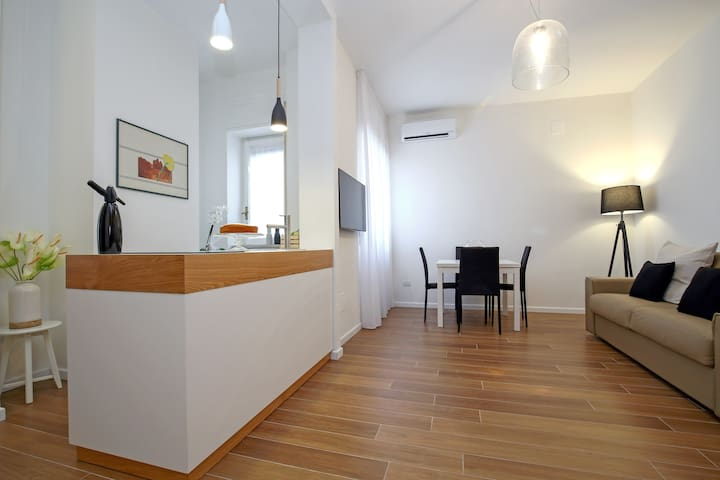 Salerno Apartment near the Ferry station GOLDEN