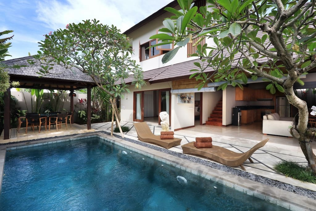 Comfortable family villa