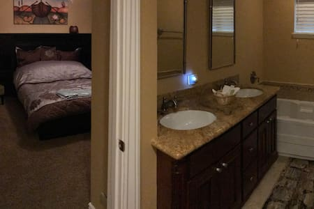 Upscale Master Suite @ Wine Country - Napa - Ház
