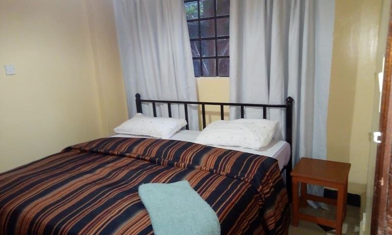 Cosy 2 bedroom apartment in Kilimani, near Yaya