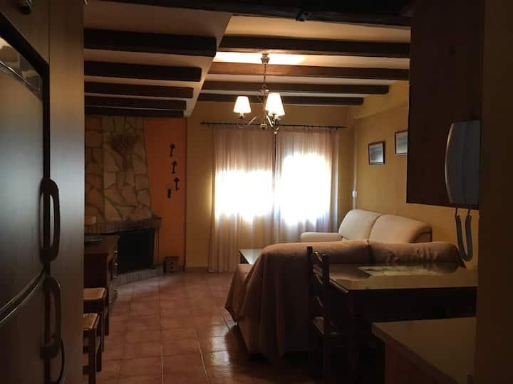Apartamento Abril Benaocaz