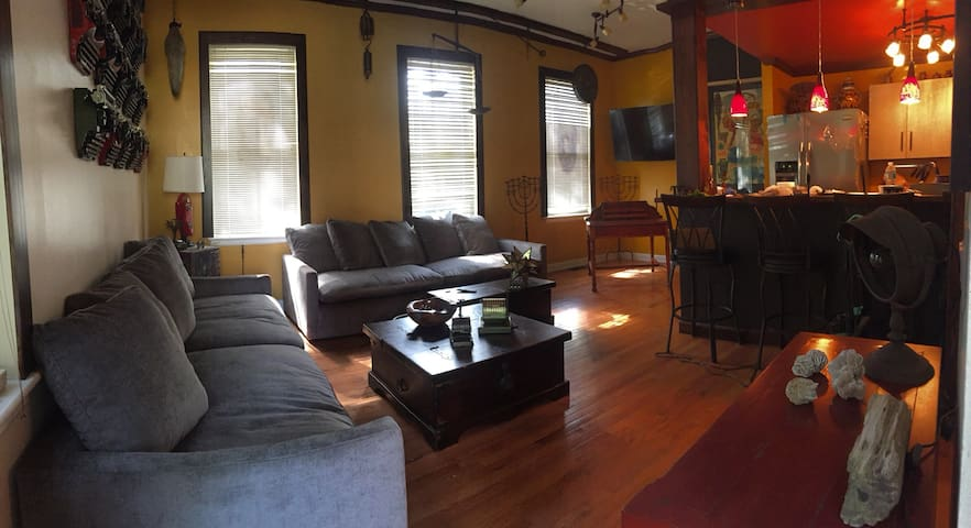 Completely Redone Bungalow in Historic Soulard