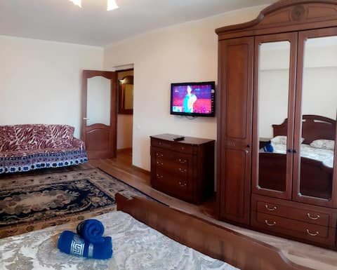 Квартира в центре Шымкента - Казахтелеком