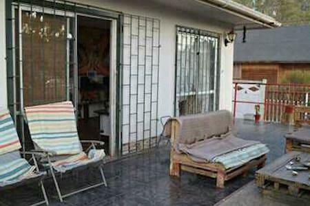 Casa playa El Canelo, 3 dormitorios - Algarrobo