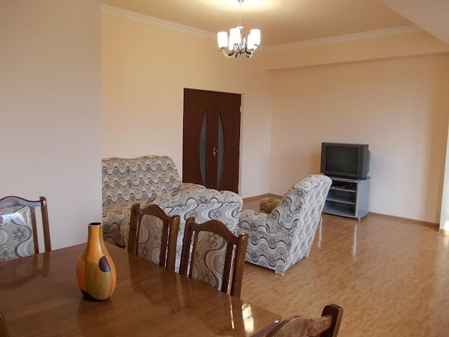 Sunny Apartment at Paruyr Sevak str - Jerevan - Huoneisto