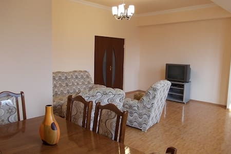 Sunny Apartment at Paruyr Sevak str - Jerevan