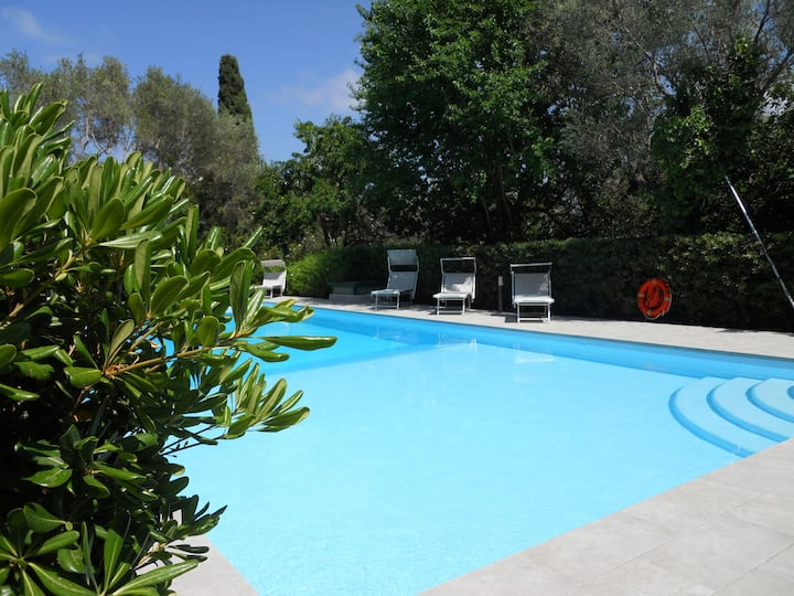 Villa Diomede  - Luxury Villa with pool