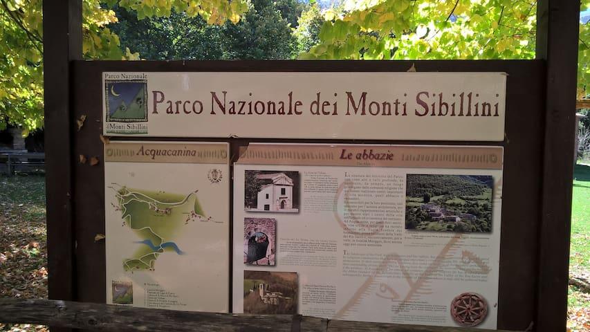 PARCO NAZIONALE - SIBILLINI NATIONAL PARK