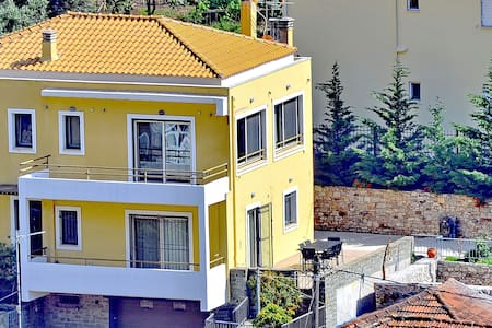 Western Greece: Serenity, Luxury & a great view! - Nafpaktos - Vila