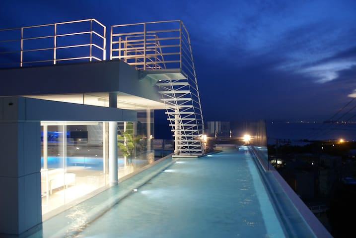 Super Deluxe Villa Sea View!1000㎡!