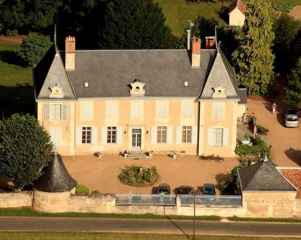 Manoir de la Voûte Chambre Amboise - Pouillé