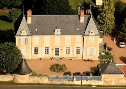Manoir de la Voûte Chambre Amboise - Pouillé - ที่พักพร้อมอาหารเช้า