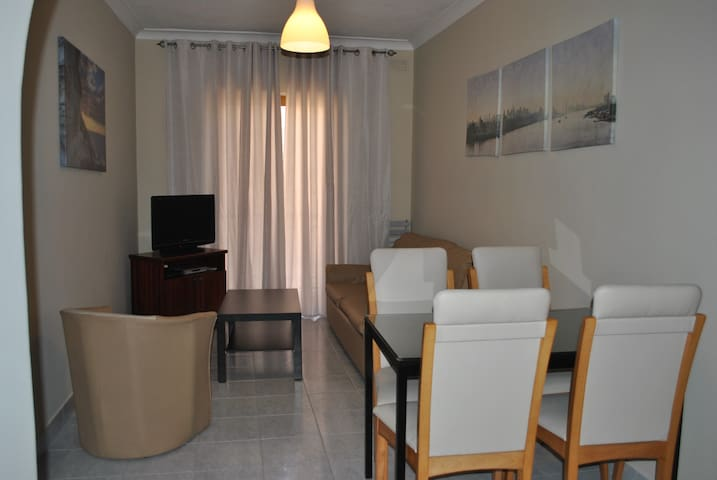 Apartment in Mellieha Centre with WI-FI and A/C.