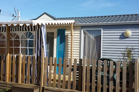 AB BRETAGNE MOBIL HOME PERROS-GUIREC22700 - Louannec - Bungaló