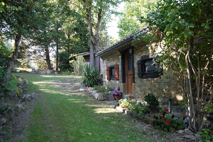 Cottage in Saint Benoit, Limoux, Southern France - Saint-Benoît - Talo