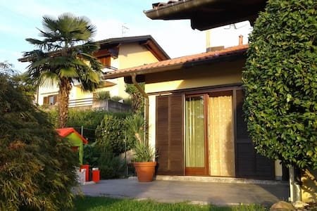 Your house in Luino! Ideal for families. - Huoneisto