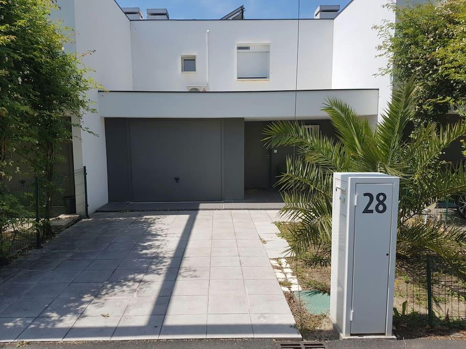 maison contemporaine a bayonne maisons louer