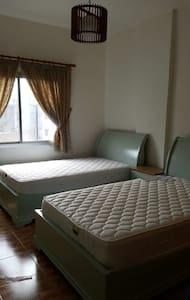 Warm, 2 comfy-beds, AC - Beirut