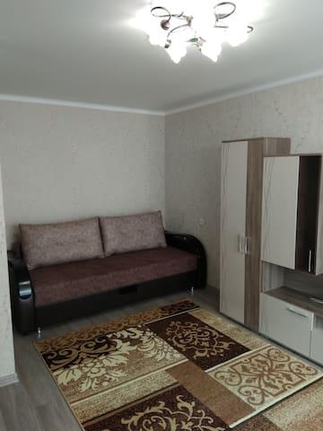 Солнечная квартира в Костроме.