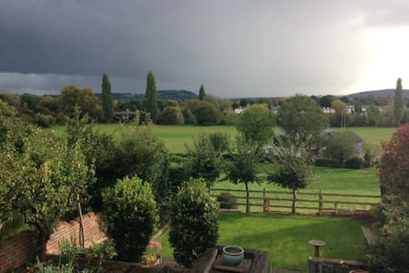 Room with a View - Hereford - Casa