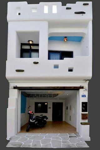 裕海之家三館~全新民宿~就在恆春鎮內小人數包棟最愛微ap759983 - 屏東縣 - Casa